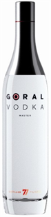 Goral Vodka 750ml